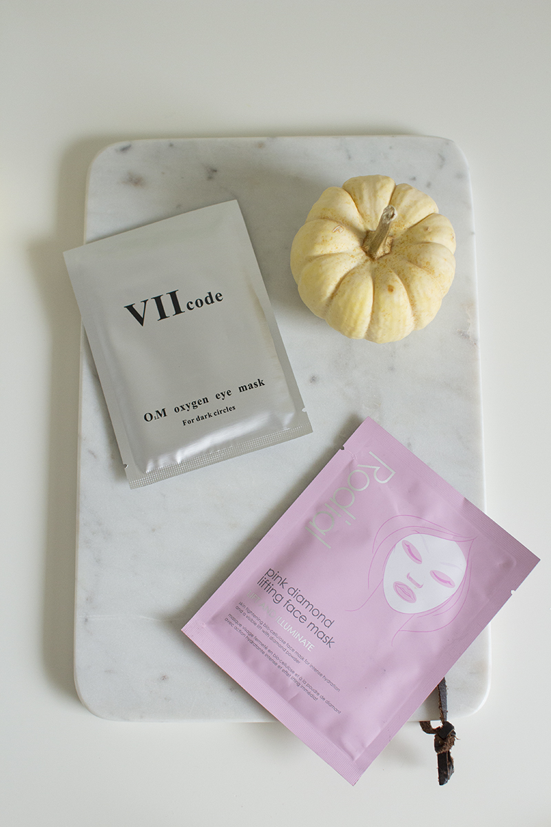 Best eye & face masks for fall