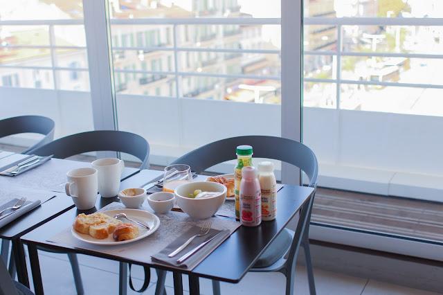 okko hotel colazione