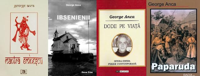 Scriitor George Anca