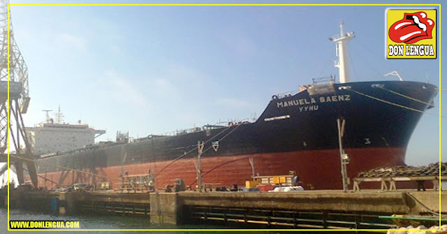 SEBIN secuestró buque petrolero y lo obligó a llevar petróleo a Cuba