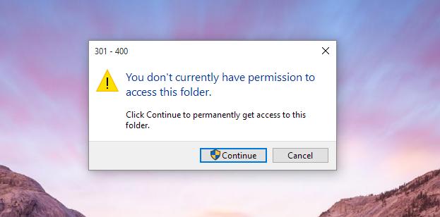 Cara Mengatasi Folder