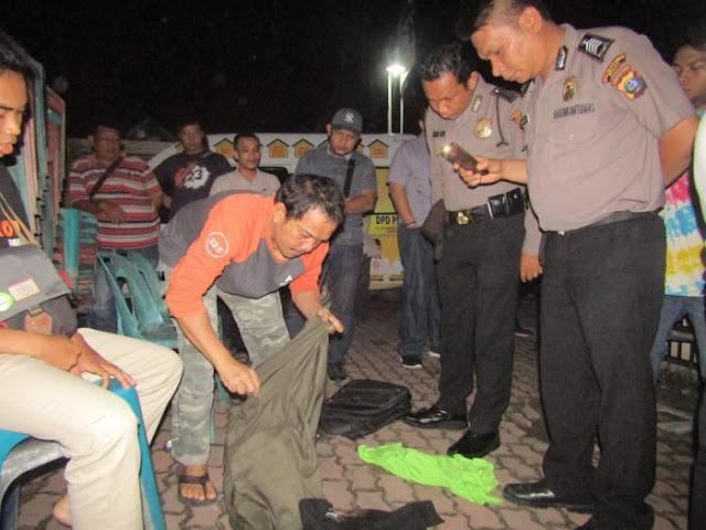 Penangkapan enam orang timses caleg DPR RI.