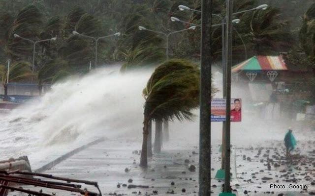 Ο φονικός τυφώνας Νοκ Τεν έπληξε τις Φιλιππίνες (ΒΙΝΤΕΟ)