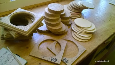 circles in bod's workshop