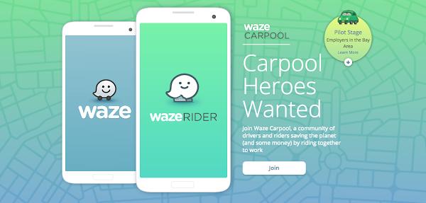Google開戰!旗下Waze推出叫車共乘服務