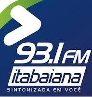 Rádio FM Itabaiana 93,1 de Itabaiana SE
