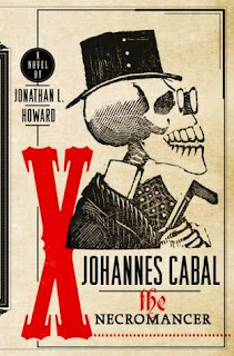 Johannes Cabal The Necromancer - 6 Horror Books to Read for Halloween