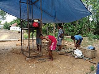 pembangunan desa berkelanjutan di sudut desa