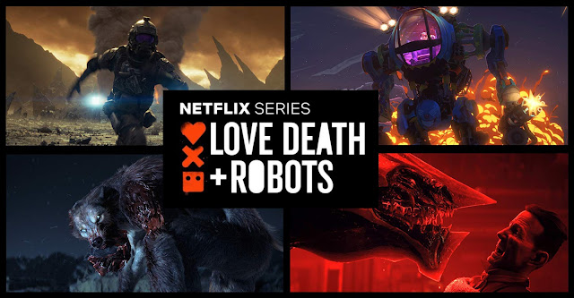 Love Death Robots Netflix recensione