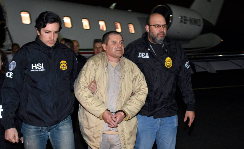 """Escalada de violencia a 100 días de la detención de """"El Chapo"""""""