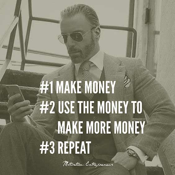 money is the root of all evil quotes
