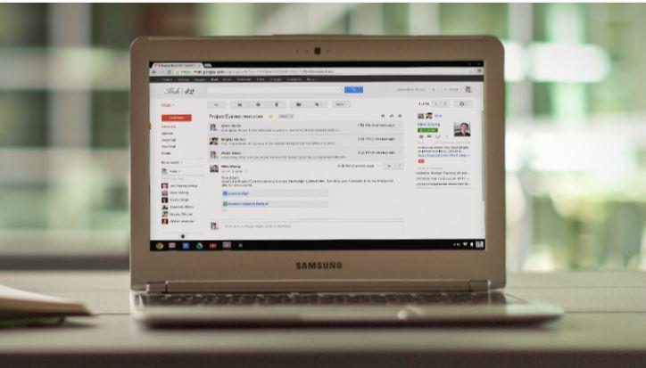 Configurando Gmail como cliente padrão no Chrome