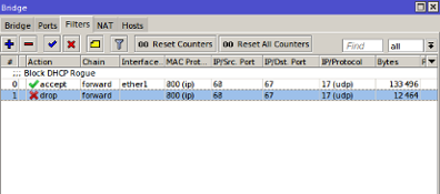 Cara pencegahan multiple DHCP Server ( DHCP Rogue) 4