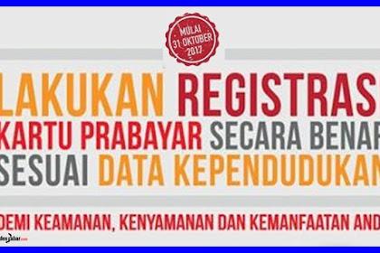 Aturan Baru Registrasi Kartu Perdana Seluler Diperketat Mulai 31 Oktober