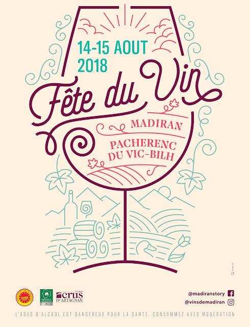 La Fête du vin de Madiran 2018Béarn Pyrénées
