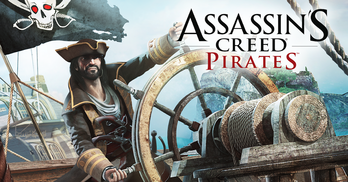 скачать взломанную assassins creed pirates на андроид много денег