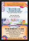 MLP Babs Seed Series 3 Trading Card