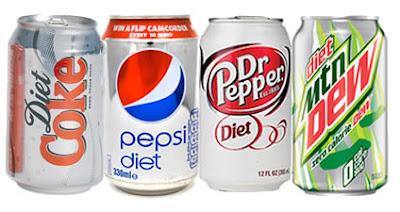 Diet Soda damage teeth