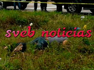 Identifican ejecutado hallado a un costado autopista Cordoba-Veracruz
