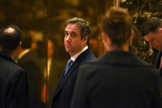investigación policial a Cohen abogado de Trump