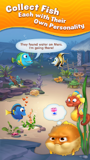 Image Game Fishdom Deep Dive Mod Apk