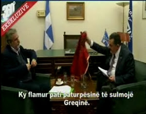 Christos Pappas, in an interview with Arthur Zhei, News 24 TV