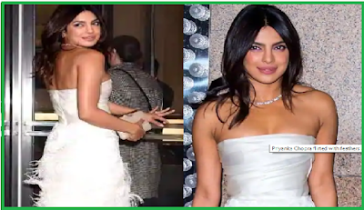 Priyanka Chopra's stunning white bridal shower gown costs more than Rs 4 lakh In Hindi