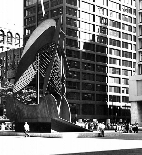 chicago-picasso-sculpture-statue-escultura-art-urban-daley-plaza-square-som-material-acero-corten-altura-height-arte-urbano-plaza-civic-center-centro-civico-dibujo-boceto-mujer-inspiracion-diptico-perfil-mujer-curiosidades
