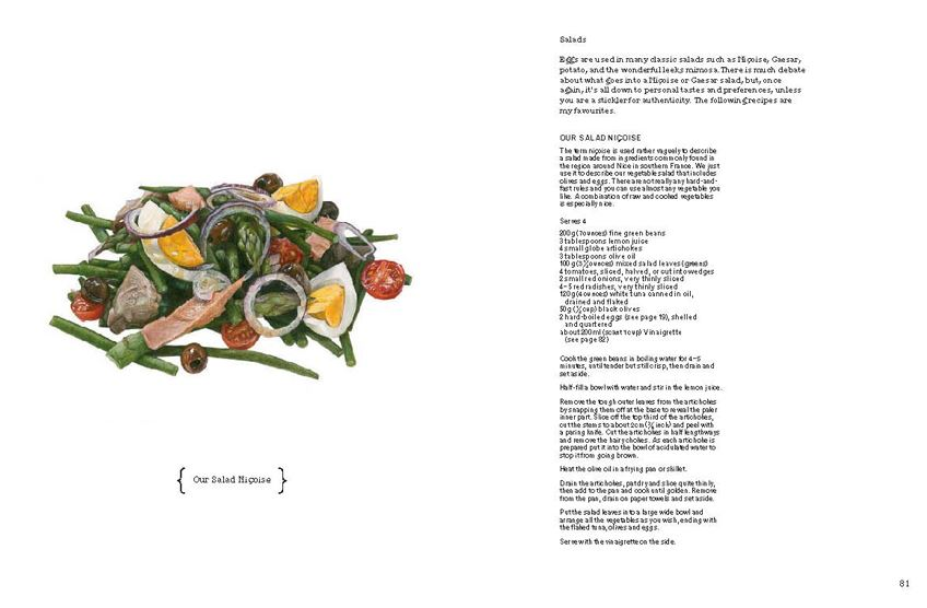 paul kim : How to boil an egg, Rose Bakery