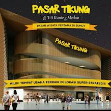 Pasar Tikung Medan Menjadi Pasar Wisata Pertama di Sumatera Utara
