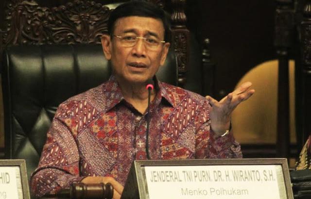 Wiranto: Aksi Bela Tauhid Mubazir