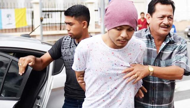 Lantaran Menghina Islam Dalam Lagunya, Rapper Terkenal Di Negeri Jiran Ini Ditahan Kepolisian