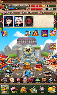 Game Ninja Online V1.0 MOD Apk + DATA Obb