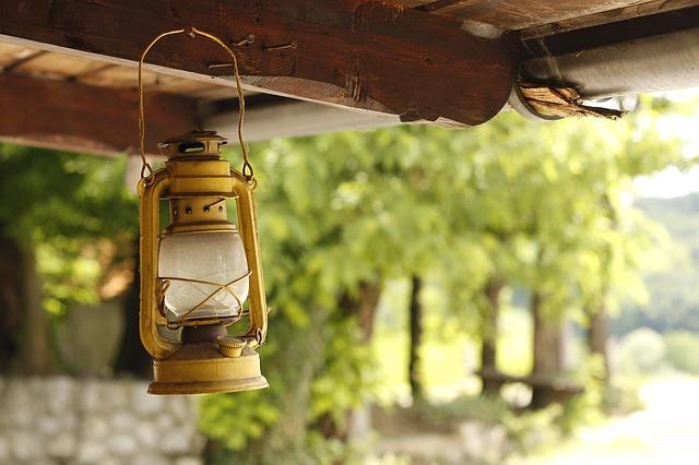 Tips Memilih Lampu Luar Rumah