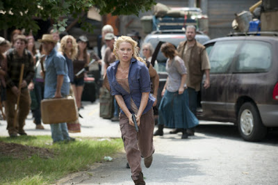 The Walking Dead S03E09. The Suicide King - Andrea