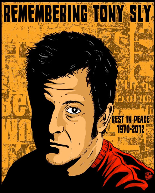 7 years without Tony Sly