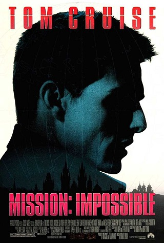 Mission Impossible 1996 Dual Audio Hindi 900MB BluRay ESubs 720p