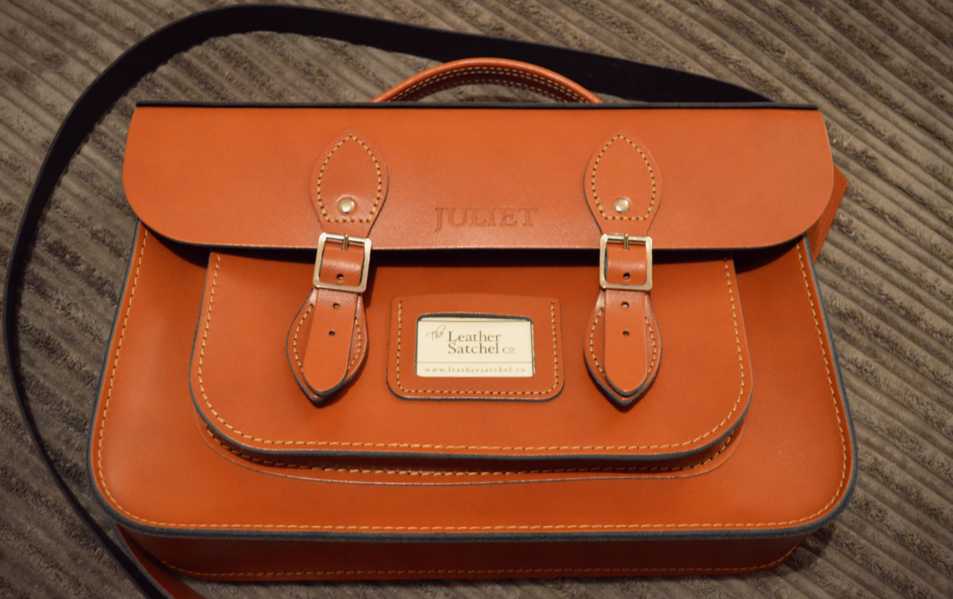 Leather Satchel Company Review