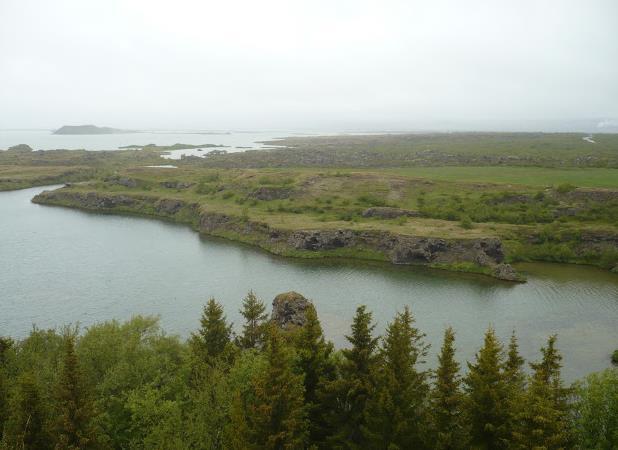 lago Myvatn Dimmuborgir