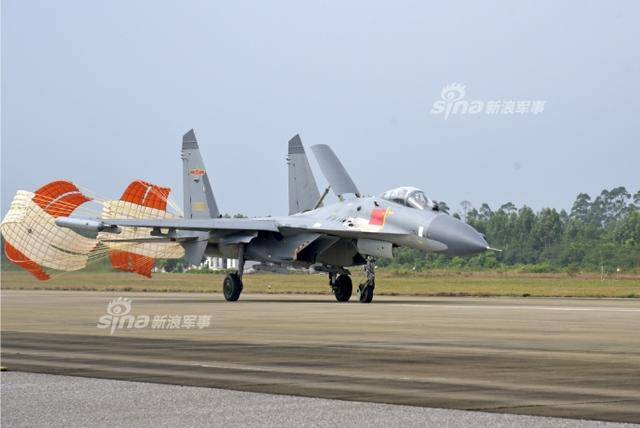 Asian Defence News: J-11 fighters in Chinese Red Sword ...