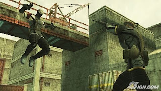Download Game Metal Gear Solid - Portable OPS Plus PSP Full Version Iso For PC | Murnia Games