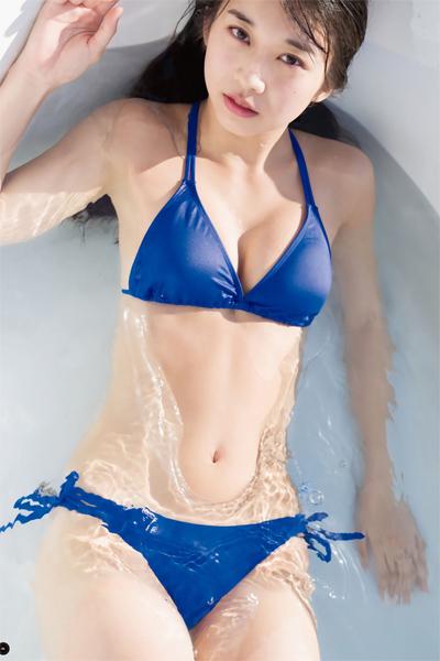 Maria Makino 牧野真莉愛, Shonen Magazine 2019 No.15 (少年マガジン 2019年15号)