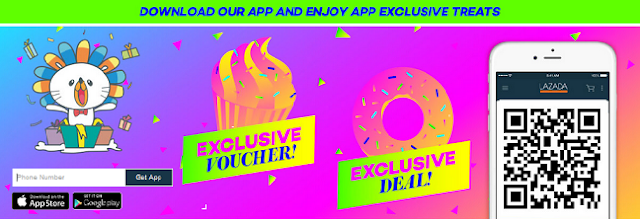 App exclusive treats