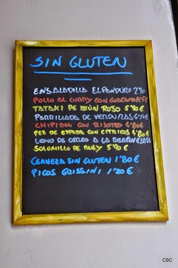 Productos sin glutén