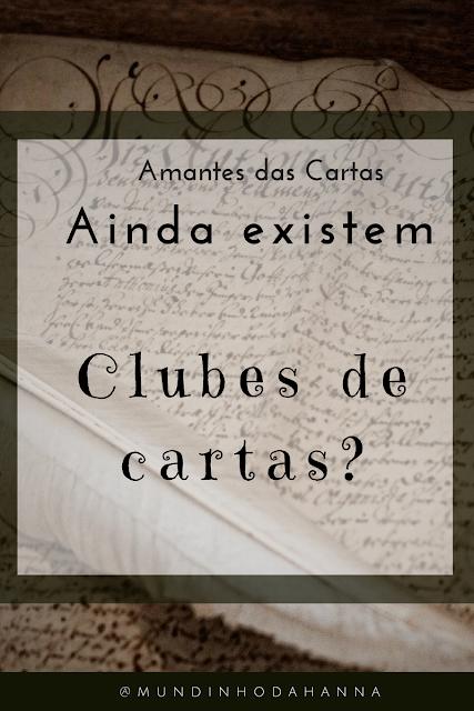 Clubes de Cartas