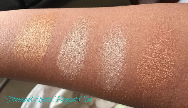 Wild & Radiant Baked Bronzing Palette by BH Cosmetics #11