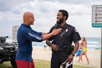 Dwayne Johnson and Yahya Abdul Mateen II in Baywatch (2017) (33)