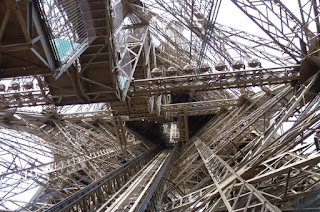 París. La Torre Eiffel