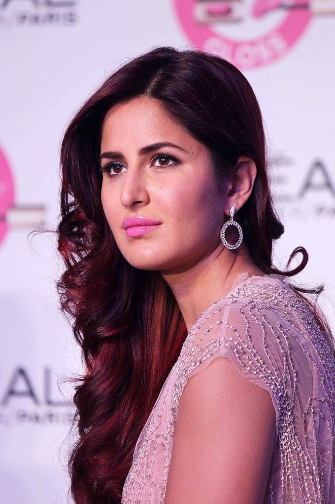 Katrina Kaif at The Unveiling of L'Oreal Paris Cannes Collection Pics