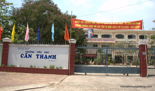 Travel to Can Gio Beach, Saigon - Photo An Bui